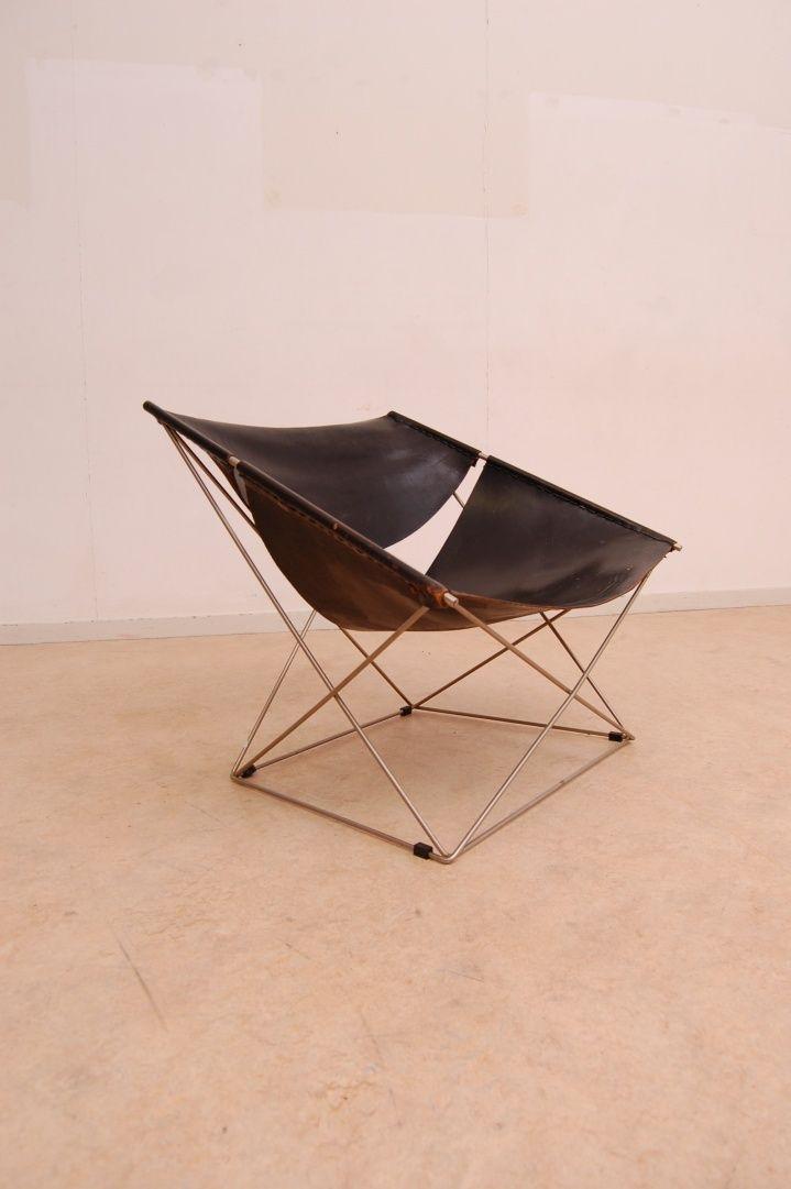Artifort 'Butterflies' designed by Pierre Paulin 1963
