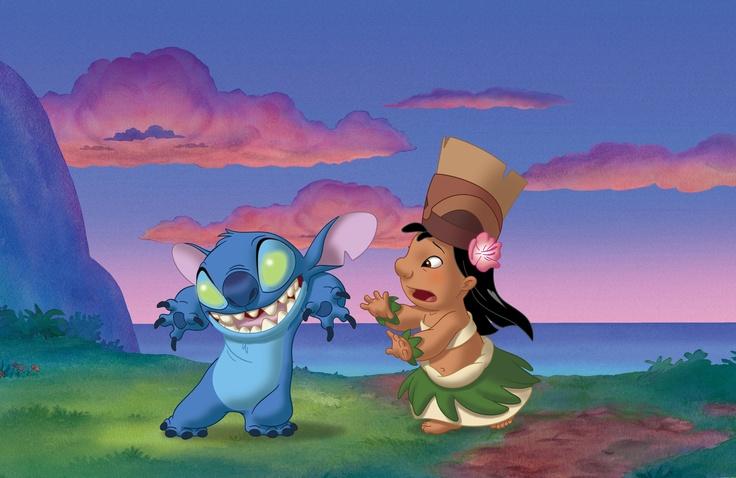 STITCH (Lilo & Stitch) - © Disney #Lilo #Stitch