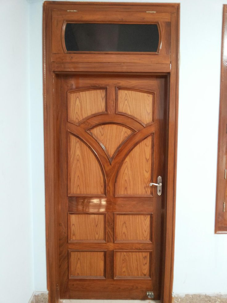 Farnichar door design wooden door design latest kerala model wood single doors designs gallery i - Wood farnichar ...