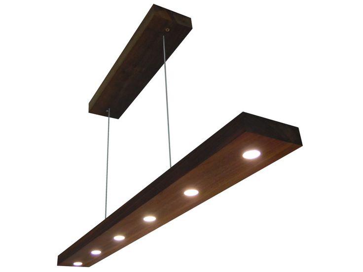 Pendelleuchte+Eßtischlampe+Lampe+Nussbaum+100cm+von+Shopwega+auf+DaWanda.com