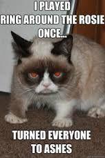 grumpy cat twinkle twinkle little star - Google Search