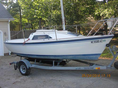 1985 Oday Sailboat - Goldsboro, NC #7102646633 Oncedriven