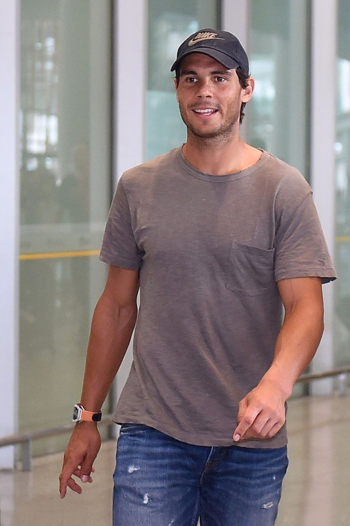 PHOTOS: Rafael Nadal arrived in Beijing. 30 Sep. 2016 - 30 Сентября 2016 - RAFA NADAL - KING OF TENNIS