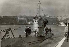 U 48 in Kiel 1940.