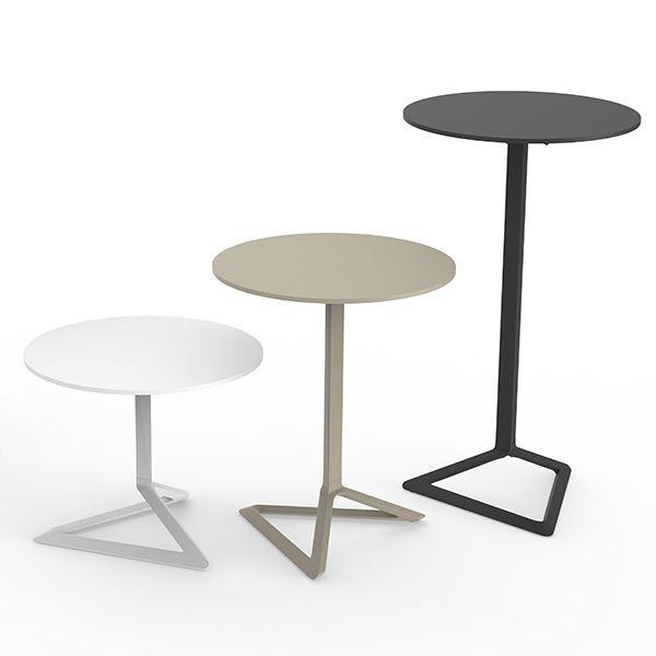 Vondom, Delta, outdoor, bistro, bar height table, tables, counter -