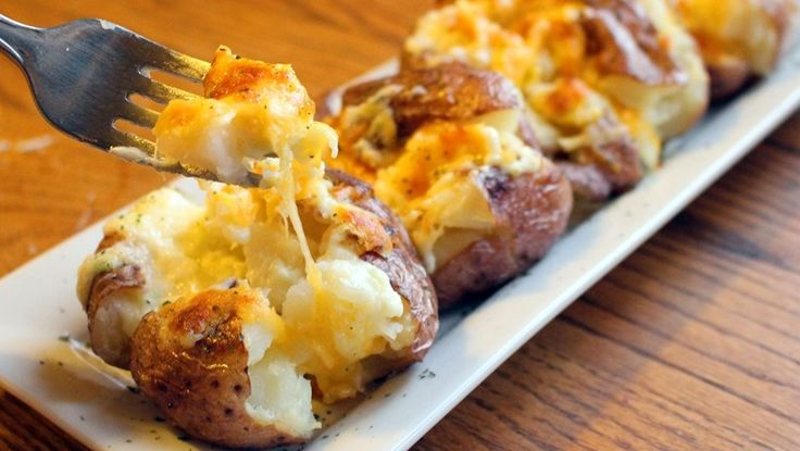 I love potatoes. They are my go to side dish. I suppose that's the Irish coming out in me, but yeah, I love potatoes. Baked, scalloped, roasted, mashed, julienne fries, hash, it's all awesome. But sometimes I get in ruts with my potatoes. Toggling between two or three easy recipes… Continue reading