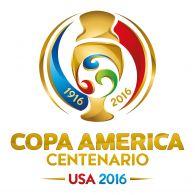 Logo of Copa América Centenario
