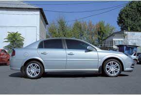 Opel Vectra (C) 2002–2008 г. в.