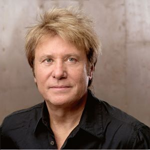 "Robert Lamm from the band ""Chicago.""  Had such a crush on him back in the day...still a hottie to me!"