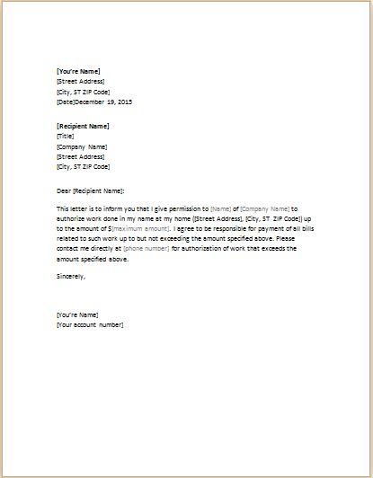 image result for proxy letter samples