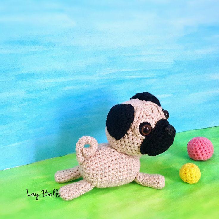 17 mejores imagenes sobre Perros amigurumi en Pinterest ...