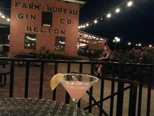 The Gin Downtown Belton Texas