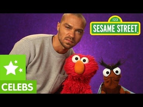 Sesame Street: Elmo and Jesse Williams explain Furious