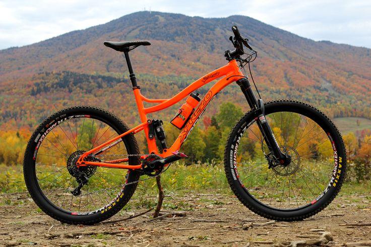 Five Fall Days on an Xprezo Magic Carpet | Mountain Bike Vermont