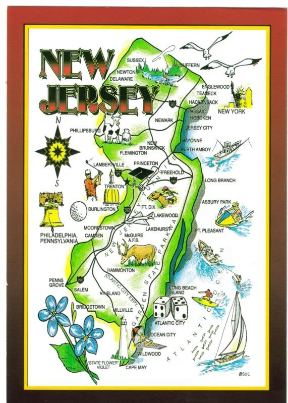 16 Best Nj Maps Images On Pinterest Map Coin Grading And Linens: Map Of New Jersey Hackettstown At Usa Maps