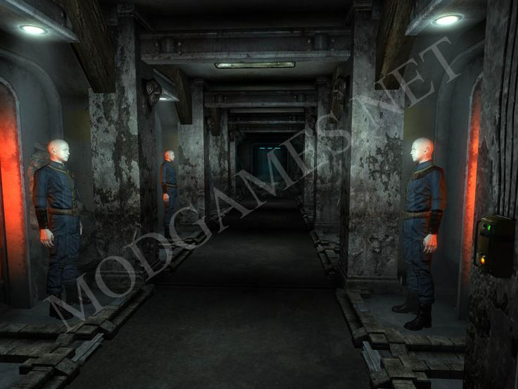 Подземное убежище