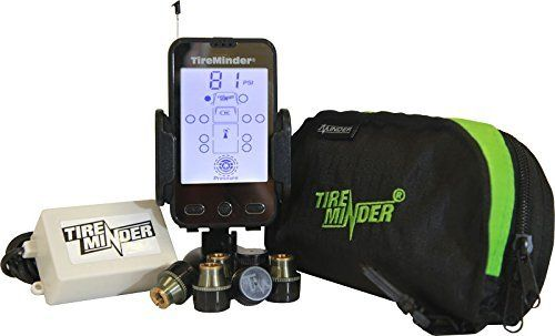 TireMinder A1A Tire Pressure Monitoring System (TPMS) with 6 Transmitters for RVs, MotorHomes, 5th Wheels, Motor Coaches and Trailers - http://www.caraccessoriesonlinemarket.com/tireminder-a1a-tire-pressure-monitoring-system-tpms-with-6-transmitters-for-rvs-motorhomes-5th-wheels-motor-coaches-and-trailers/  #Coaches, #Monitoring, #Motor, #Motorhomes, #Pressure, #System, #Tire, #TireMinder, #TPMS, #Trailers, #Transmitters, #Wheels #Tire-Pressure-Monitoring-(TPMS), #Tires-Whe