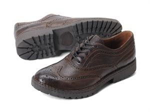 Born Men's Shoes - Flanagen in Chocolate