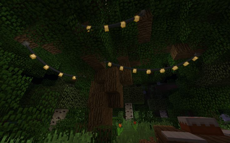 Fairy Lights - Minecraft Mods - Mapping and Modding - Minecraft Forum - Minecraft Forum