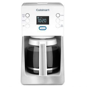 With all the modern features you're looking for, this coffeemaker comes with a host of abilities the most paramount of which is its 14-cup capacity that will fulfill even the most impatient of coffee drinkers.