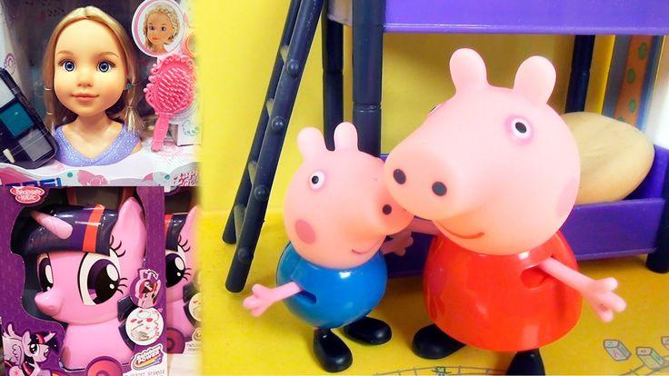 Свинка Пеппа поход в магазин