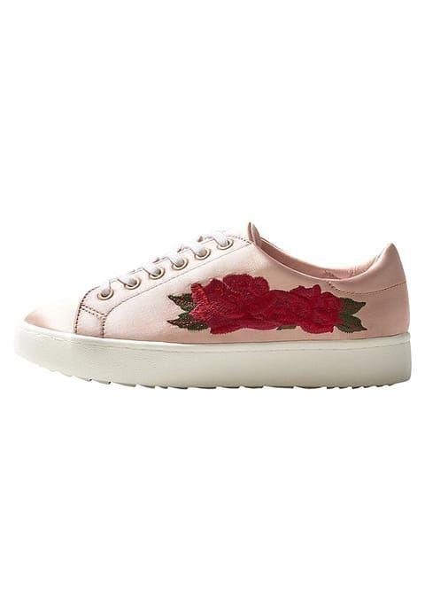 Chaussures Mango LYON - Baskets basses - nude rose: 49,99 € chez Zalando (au 16/09/17). Livraison et retours gratuits et service client gratuit au 0800 915 207.