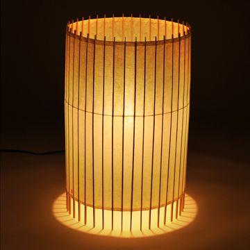 KOTORI/和紙 自立式スタンド 白 39900yen 京和傘の老舗製造元のつくる、細やかな陰影と優しい明かりの照明