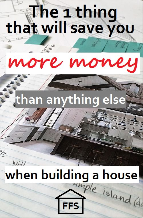 How to build your own house Step 1: Where to start and how to save the most money possible