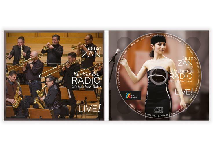 Luiza Zan și Big Band-ul Radio – Live!, Editura Casa Radio (2016)
