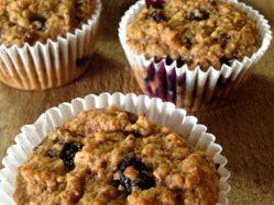Recettes - Muffins au babeurre et aux bleuets - - Fondation des maladies du cœur et de l'AVC