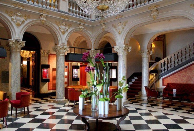 Hotel de la Paix Geneva  - WOW factor