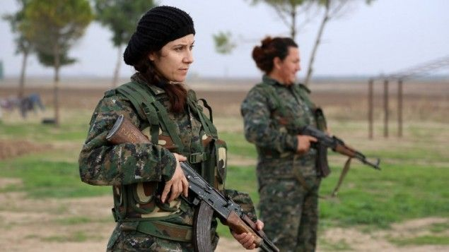 #p2 #tlot #union #occupy #Syriac #FSA #Kurd #Baloch    Christian female fighters take on the Islamic State in Syria   http://www.timesofisrael.com/christian-female-fighters-take-on-the-islamic-state-in-syria/  Leaving children, jobs behind, 50 soldiers in new battalion hope to push back jihadists  Babylonia has no regrets about leaving behind her two children and her job as a hairdresser to join a Christian female militia battling against the Islamic State group in Syria...