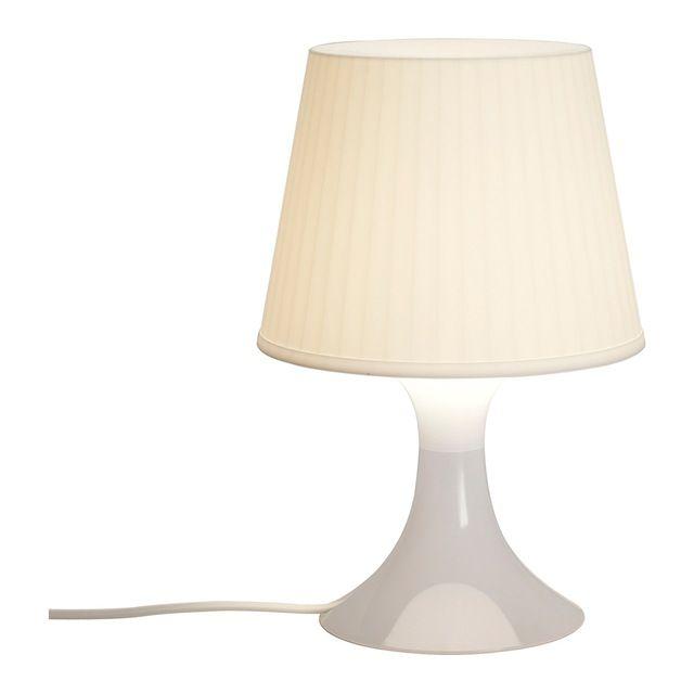 IKEA IKEA Lampan Lampu Meja Putih