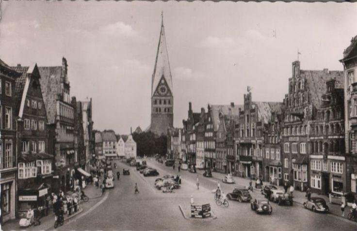 1955 Lüneburg - Am Sande ☺