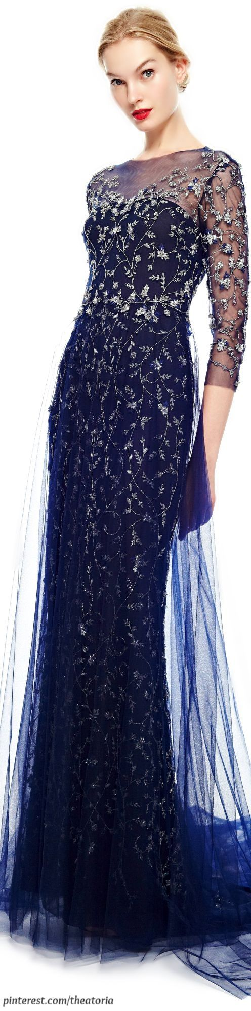Marchesa ● Pre-Fall 2014 by Rose of Sharon  Find an excuse to party right here  http://www.landedhouses.co.uk