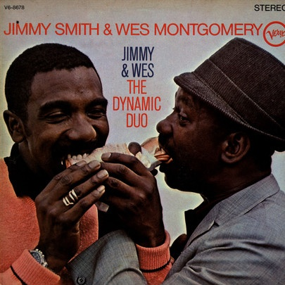 Jimmy Smith & Wes Montgomery -  The Dynamic Duo