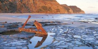 Wreck Beach, Great Ocean Road © Tourism Victoria  Popular itinerary