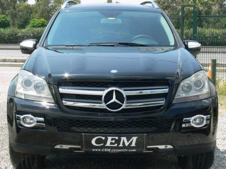 Mercedes GL-Class 320 CDI 4MATIC MAKYAJLI