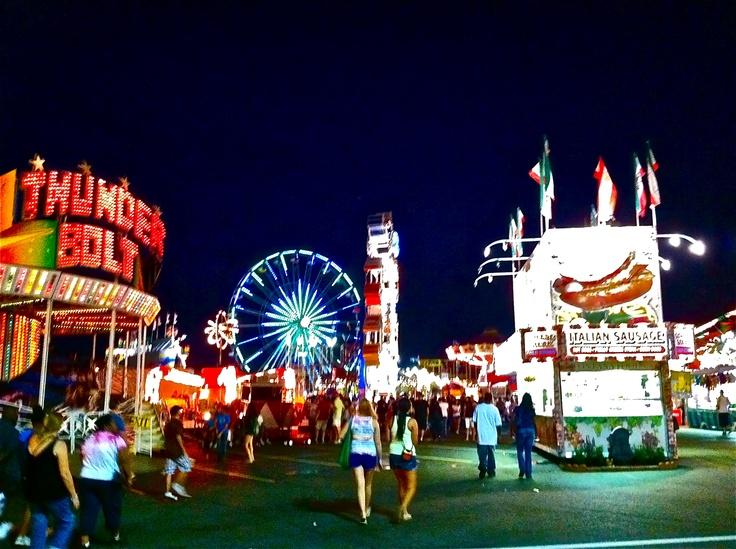 Erie County Fair!