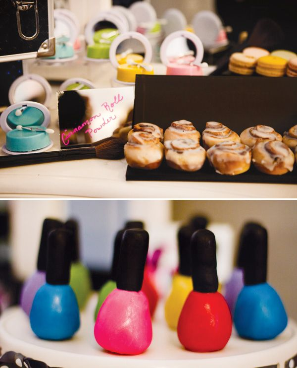 Nail Polish Bottles Fun Sleepover Games And Sleepover: 51 Best Images About Ooh La La Spa On Pinterest