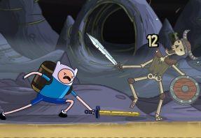 Finn Ve Jake Iskeletlere Karsi Oyun Oyunlar Iskelet