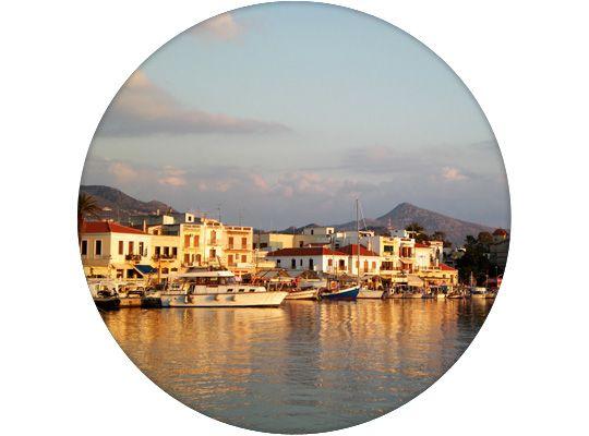 Picturesque Aegina