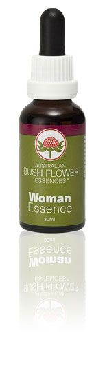 Australian Bush Flower Essences - Woman Essence www.medicinalherbsforwomen.com