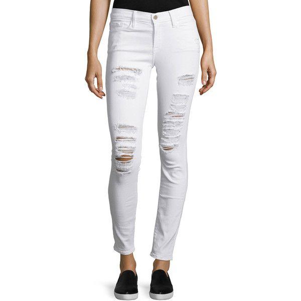 25  best ideas about Cuffed skinny jeans on Pinterest | Skinny ...