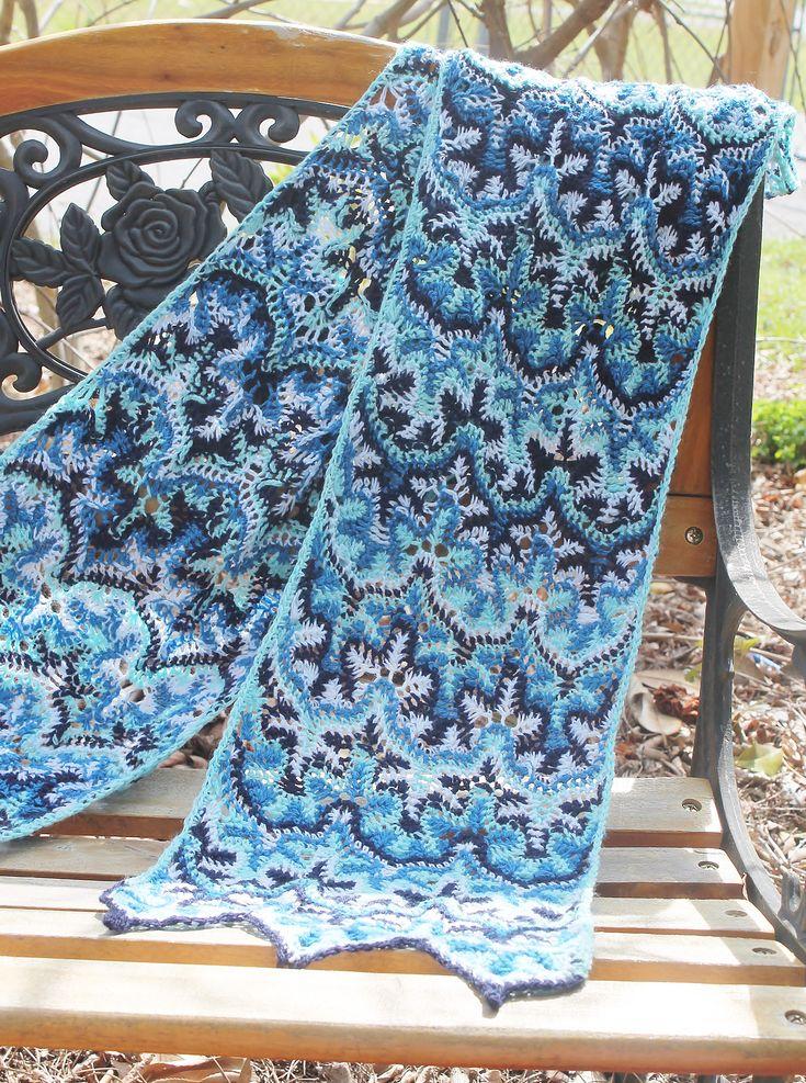 Ravelry: Discrete Geometry by Cirsium Crochet