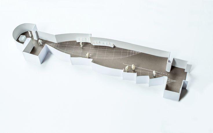 Galería de Exposición VIKINGOS / Rocamora Arquitectura - 20
