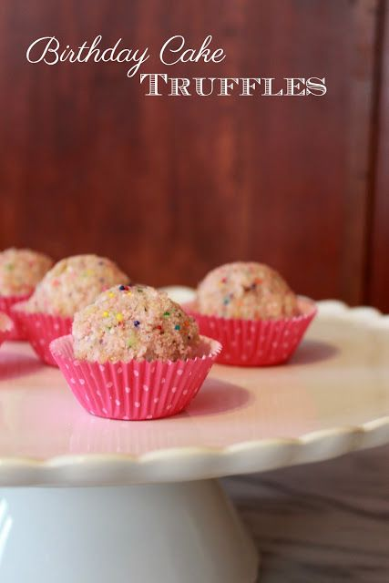 Momofuku Cake Truffle Recipe