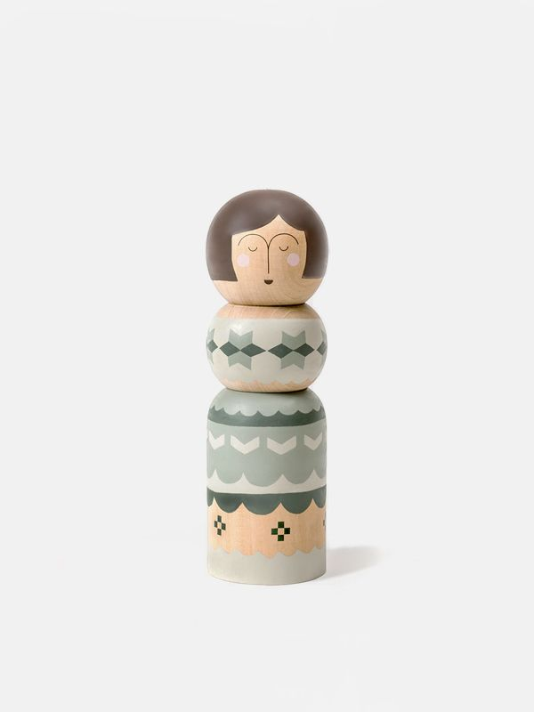 Fanny & Alexander Kokeshi doll