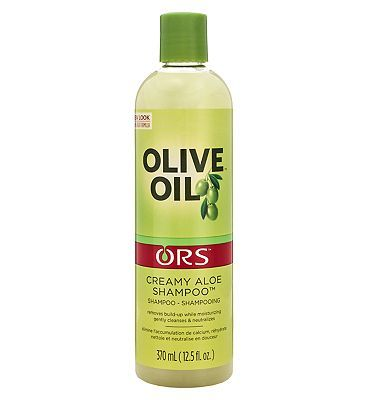 #Organic Root ORS #Olive #OilAloe #Shampoo #370ml #10085997 #12 #Advantage card #points. ORS #Olive #OilAloe #Shampoo is a #creamy #shampoo #which #removes #calcium #build-up and #restores #moisture to hair #whilst it #gently #cleans and #neutralizes. FREE #Delivery on #orders over 45 GBP. #(Barcode EAN=0632169111022)