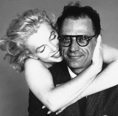 After Arthur met Marilyn